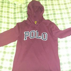 POLO by RL long-sleeve hoodie/pullover